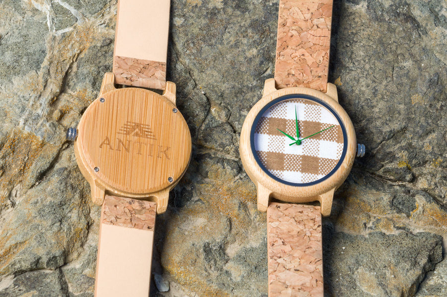 Freetown - Unisex Wooden Watch