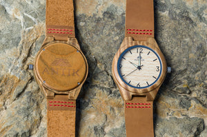 Accra - Men's Wooden Watch