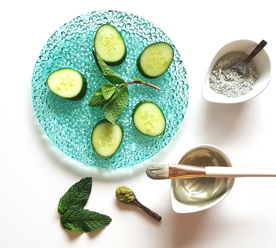 Matcha and Clay - Powder Face Mask