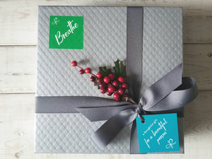 Breathe - holiday gift set