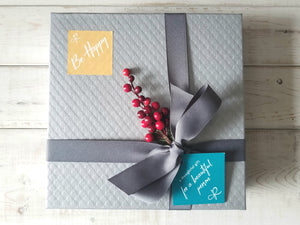 Be Happy - holiday gift set