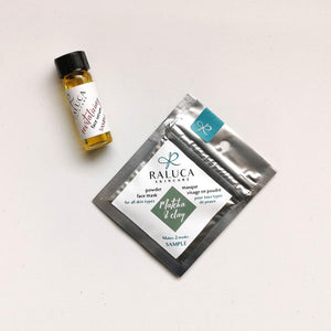 Raluca Skincare - mini beauty kit - all skin types