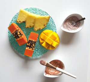 Fruits and Clay - Powder Face Mask
