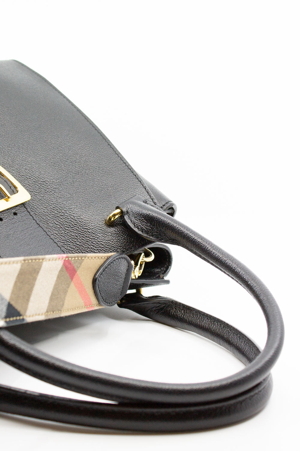 BURBERRY Banner Bag