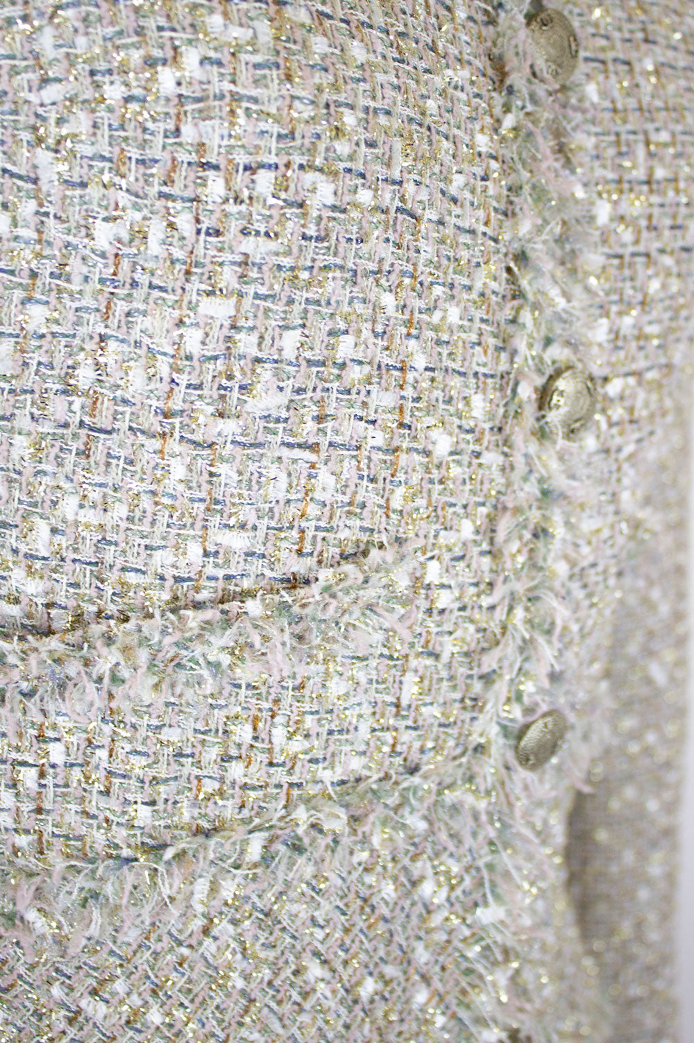 CHANEL Sparkle Fantasy Tweed Jacket