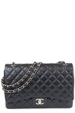 CHANEL Double Flap Bag Jumbo