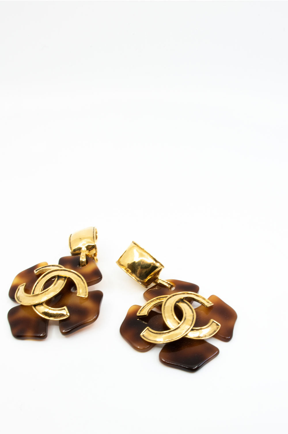 Chanel Vintage Ohrclips