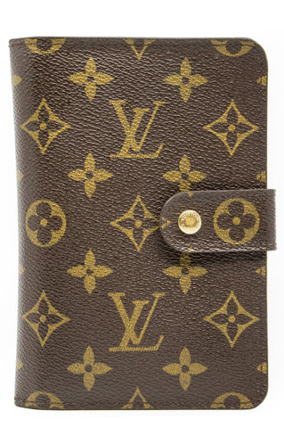 LOUIS VUITTON Zippy Wallet