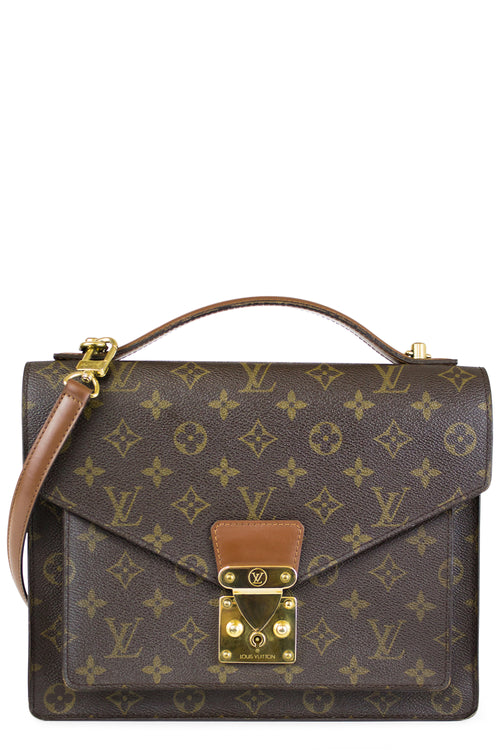 Louis Vuitton Monceau Bag Monogram
