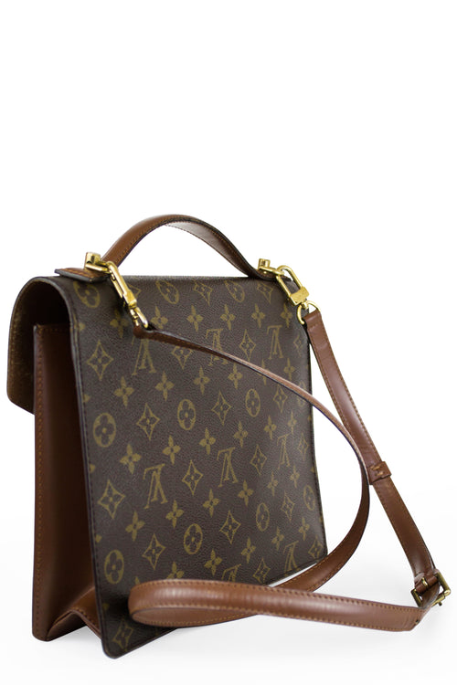 LOUIS VUITTON Monceau Monogram