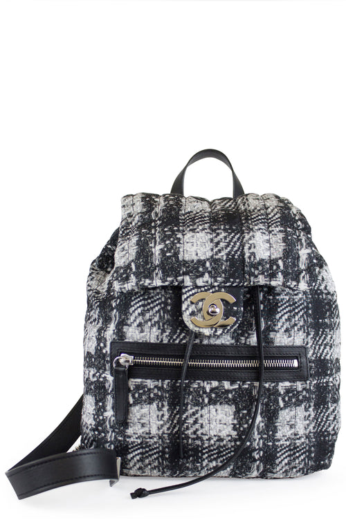 CHANEL Backpack Nylon
