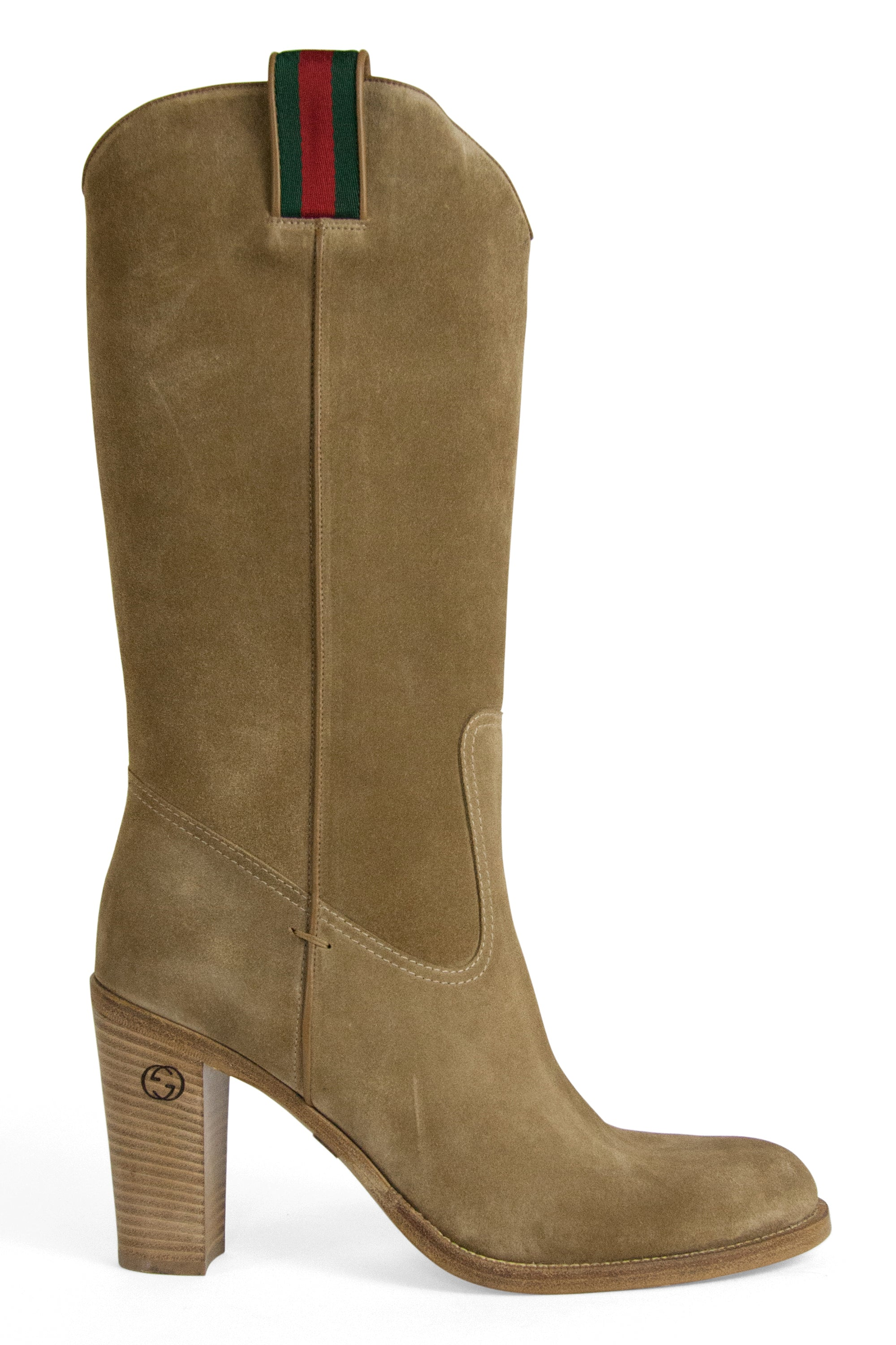 Treasure No.5 - GUCCI Stiefel