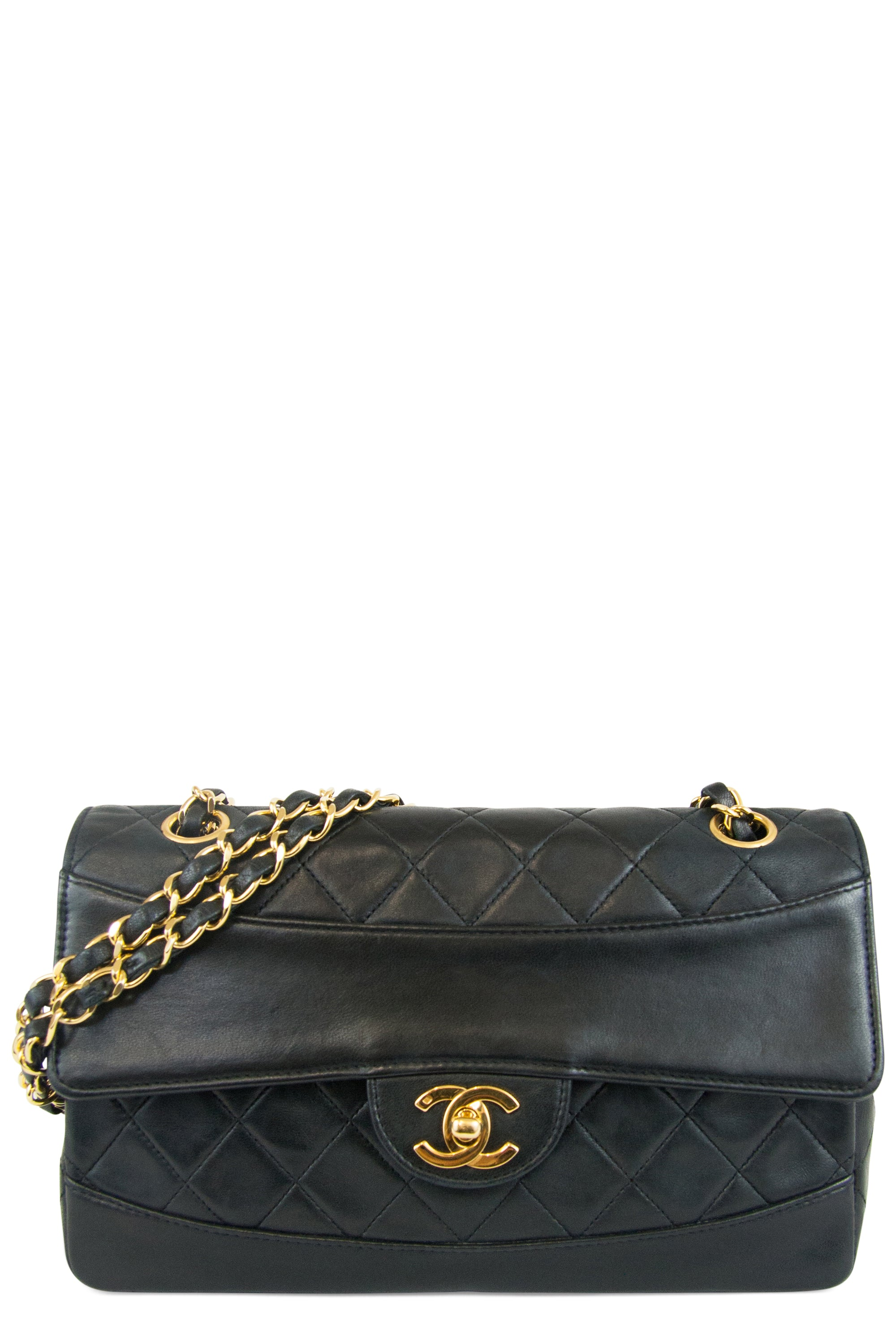 CHANEL Double Flap Tasche