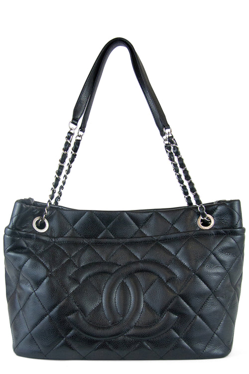 CHANEL Large Shopping Tote