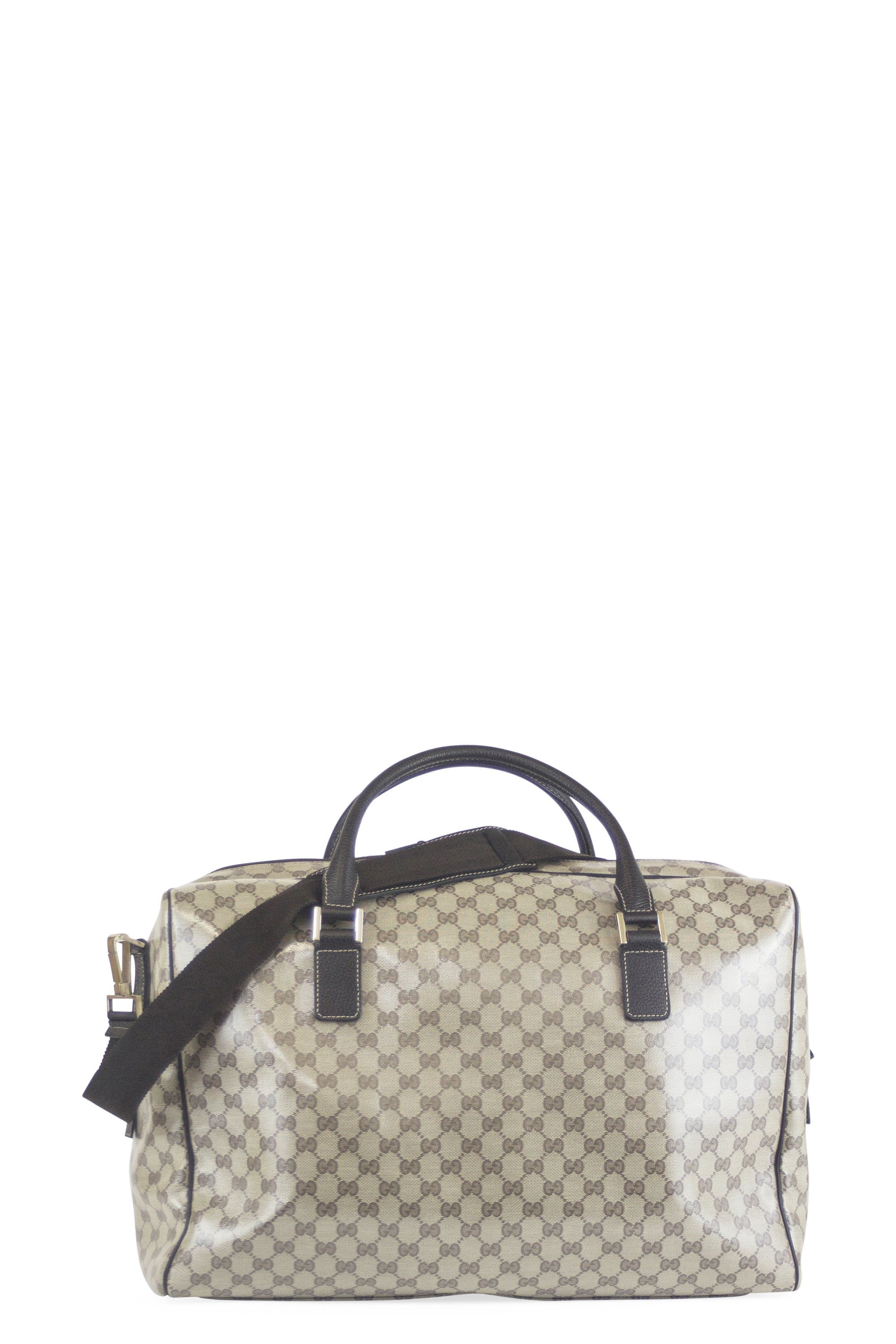 Gucci Weekender Logo PVC  Large Frontansicht