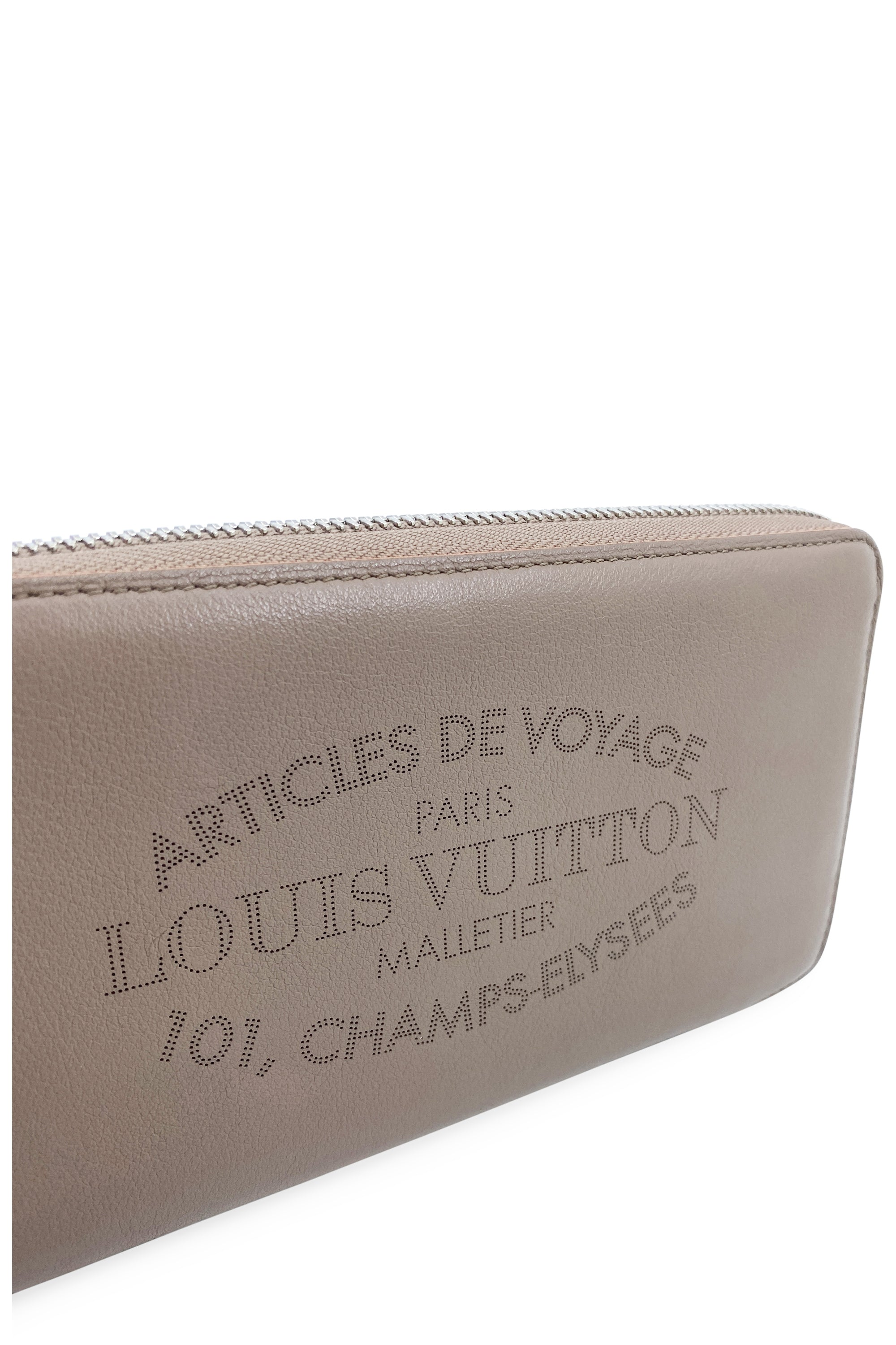 LOUIS VUITTON Continental Wallet