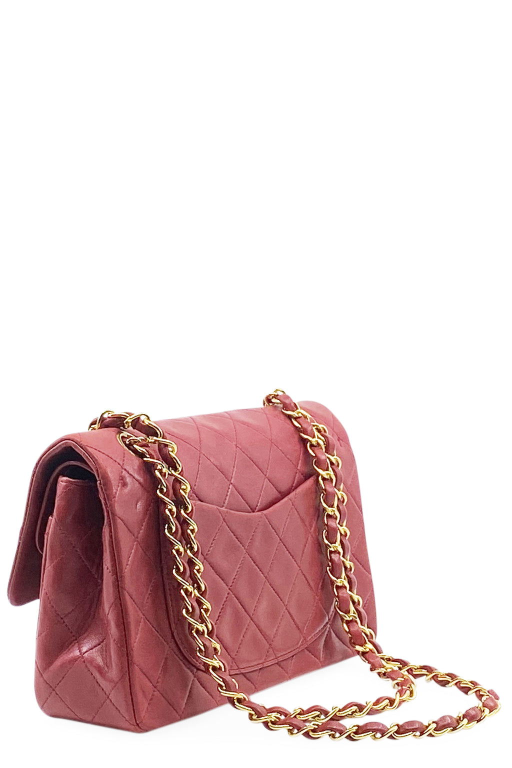 VALENTINES DAY SPECIAL: CHANEL Vintage Double Flap Bag Small