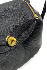 HERMÈS  Lindy Handbag Black