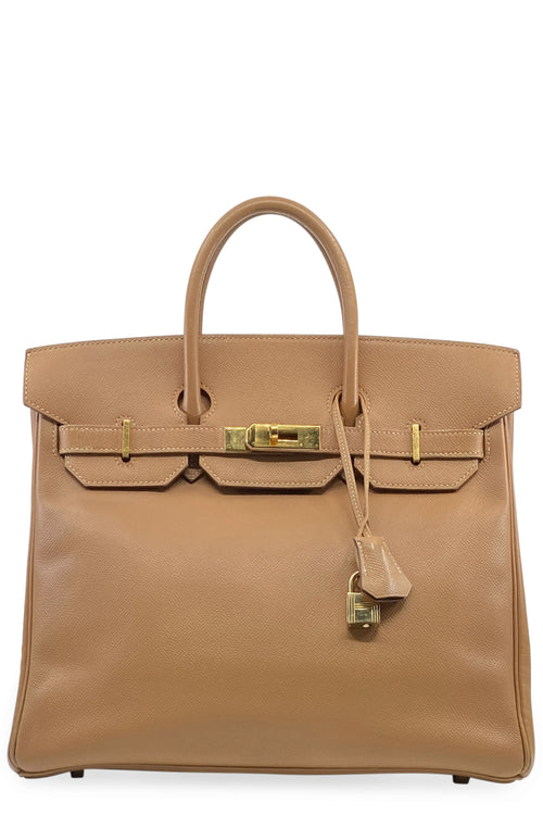 HERMÈS Birkin Bag Gold