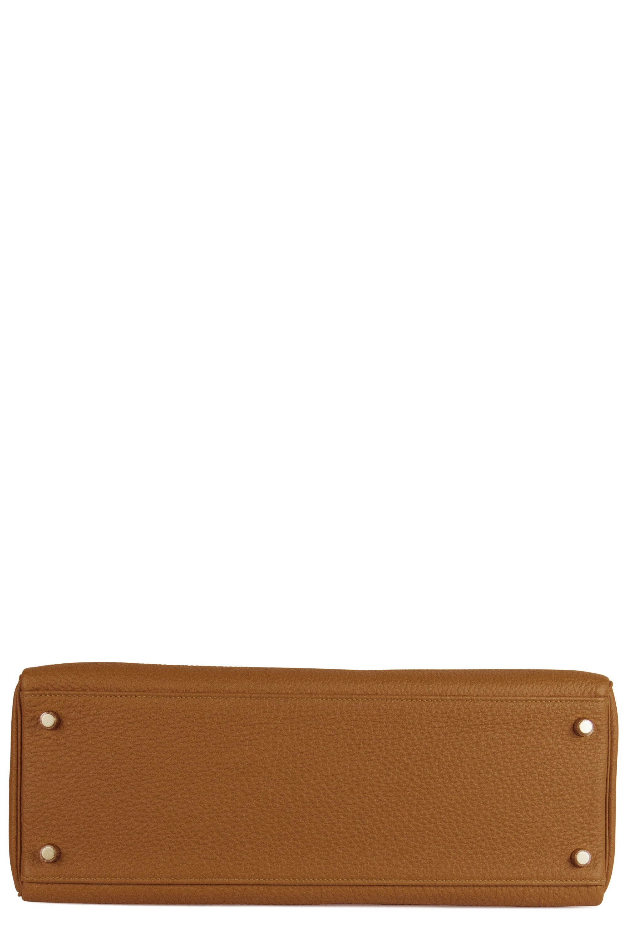 HERMÈS Kelly 35 Caramel Togo Leather