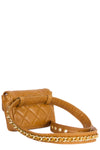 CHANEL Vintage Belt Bag Cognac
