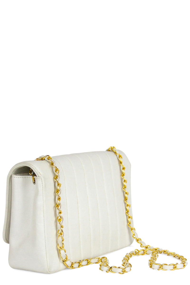 CHANEL Vintage Mademoiselle Flap Bag
