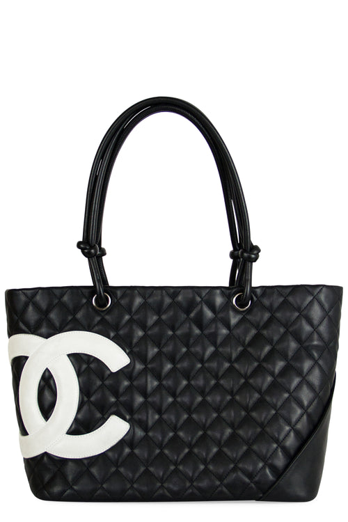 CHANEL Shopping Bag Cambon