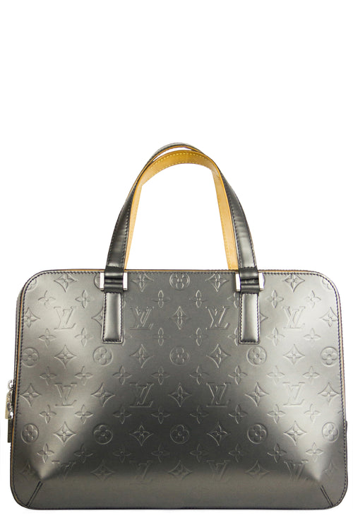 LOUIS VOUITTON Mat Malden Briefcase