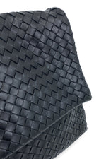 BOTTEGA VENETA Nappa Bag Black