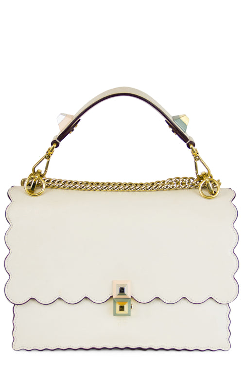 Fendi Kan I Shoulder Bag Frontalansicht
