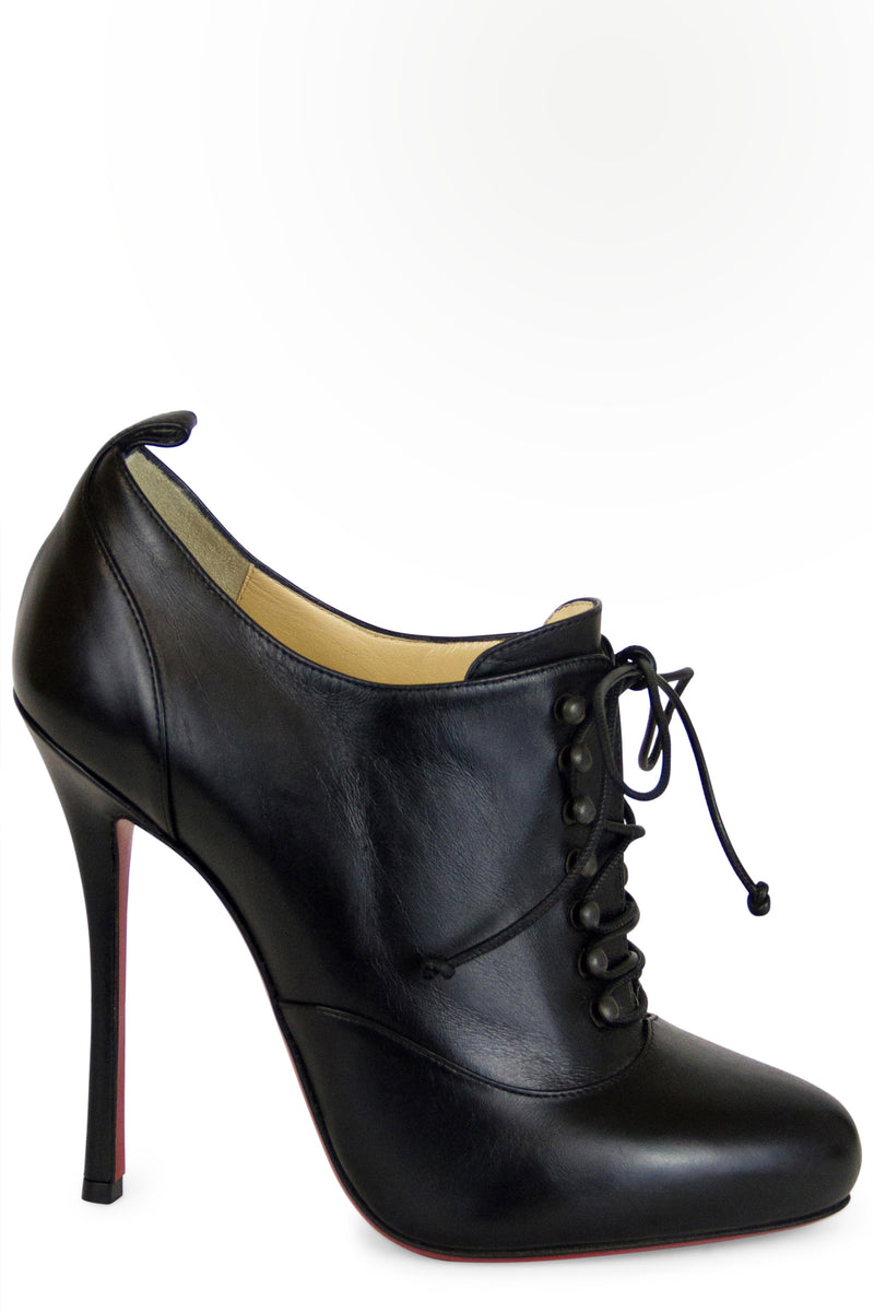 CHRISTIAN LOUBOUTIN Mary Jane Booties