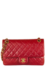 CHANEL VIntage Double Flap Bag Coco