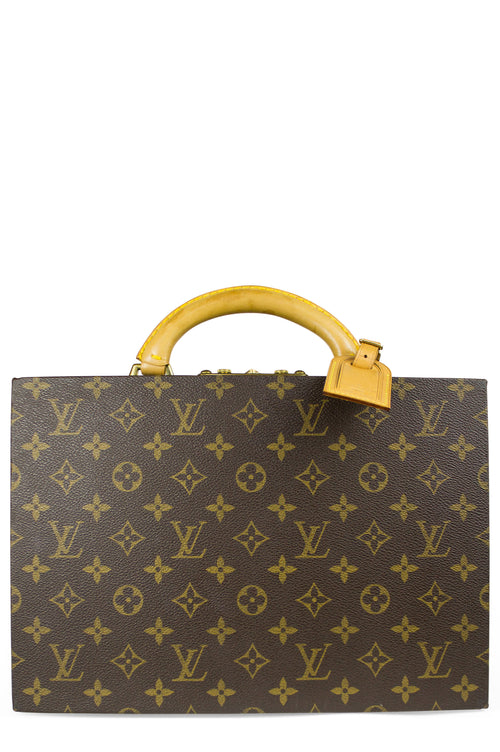 LOUIS VUITTON Monogram Schmuckkoffer