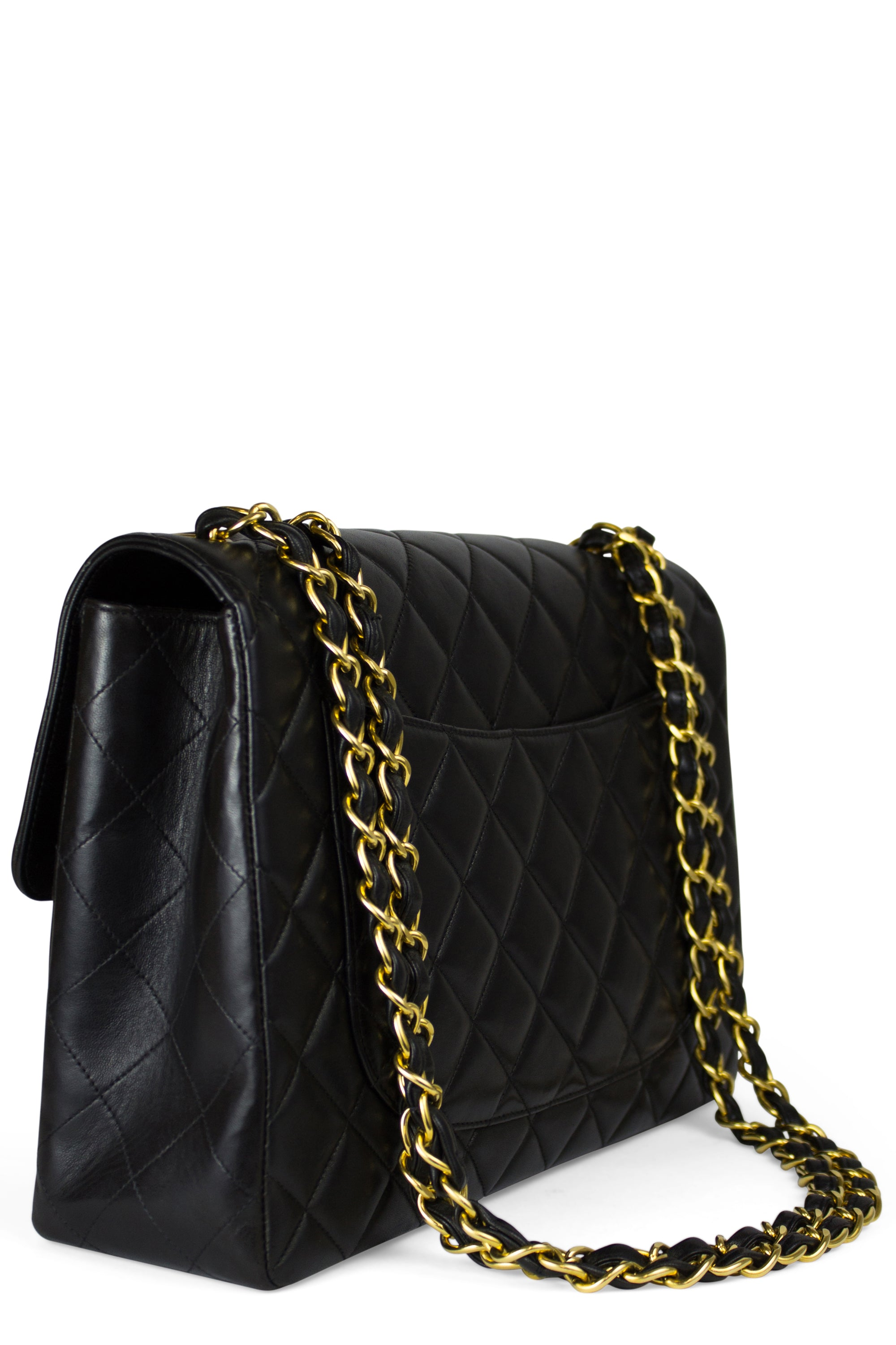 CHANEL Vintage Jumbo Flap  Bag