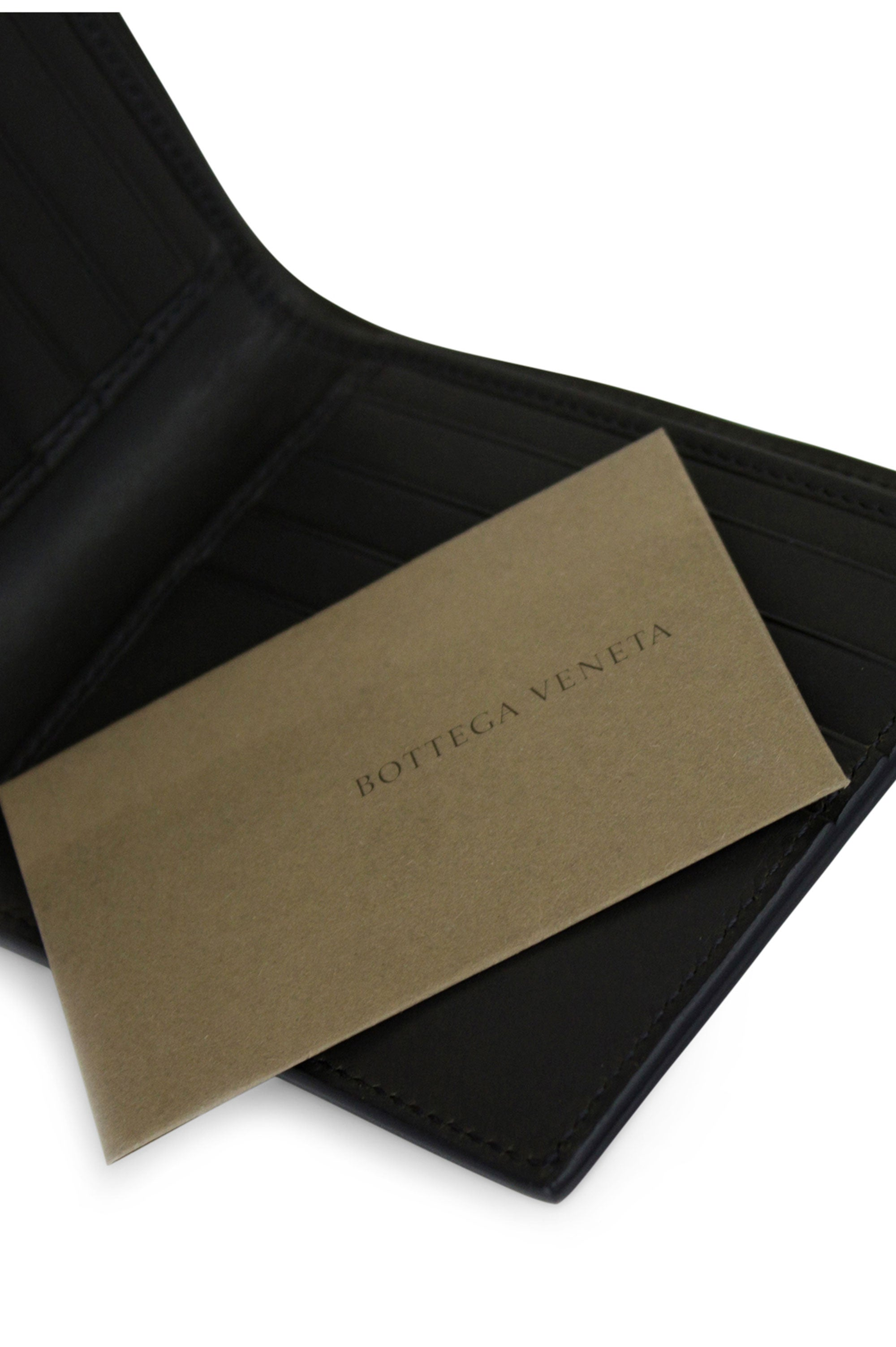 BOTTEGA VENETA Wallet Grey