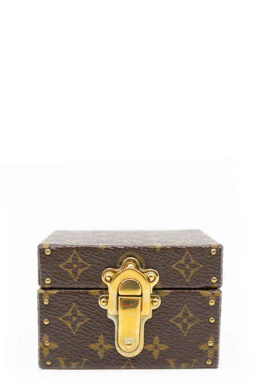 LOUIS VUITTON Mini Trunk Monogram