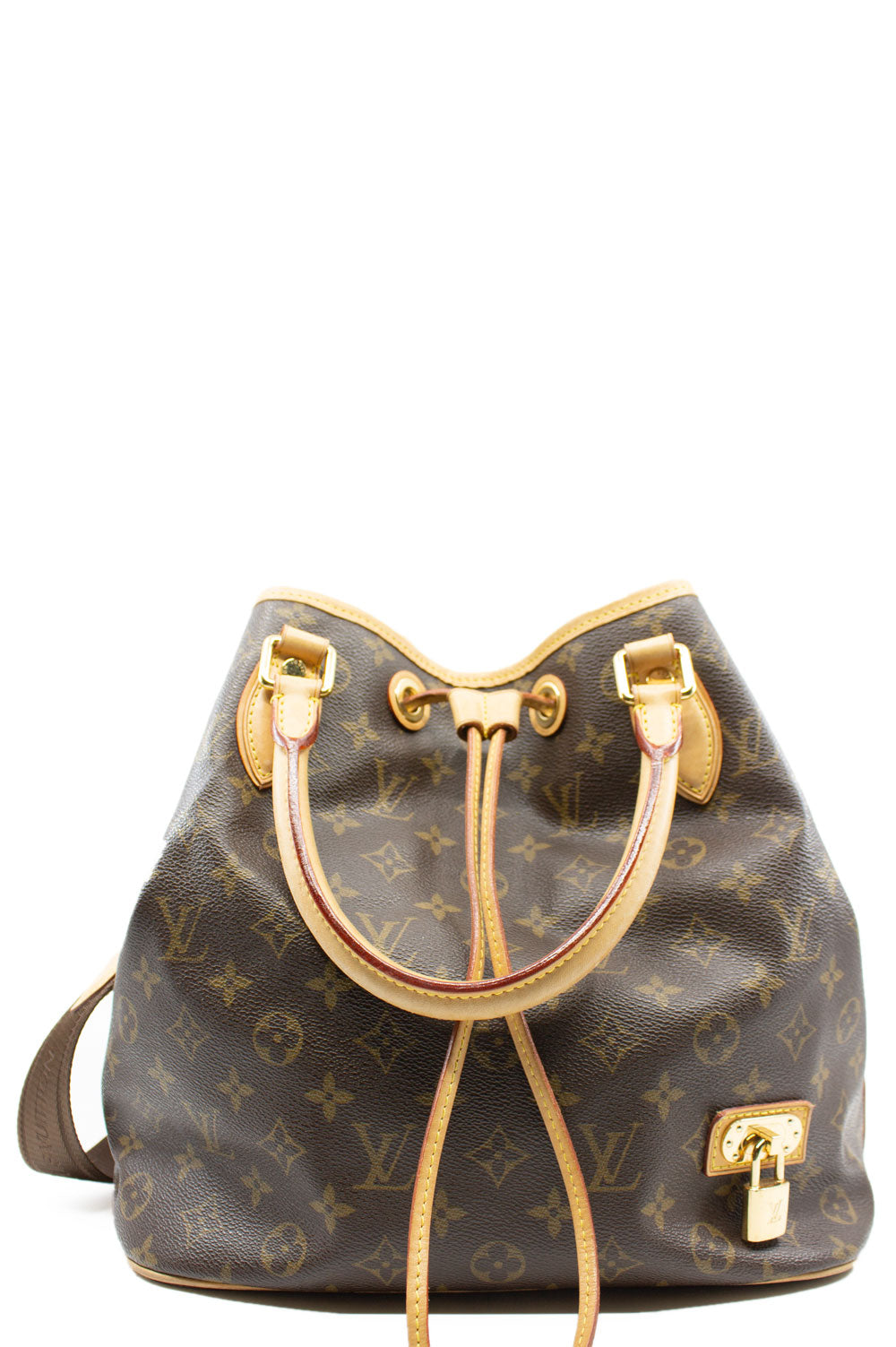 LOUIS VUITTON Eden Neo Bag Monogram Limited Edition Frontalansicht