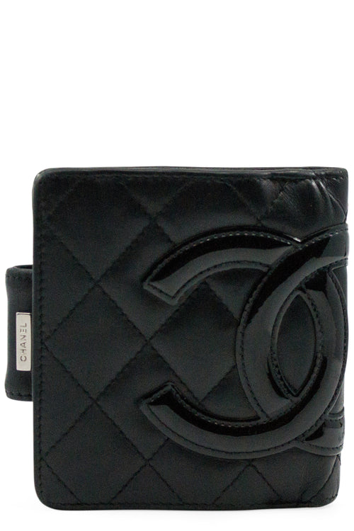 CHANEL Leather Wallet Frontansicht