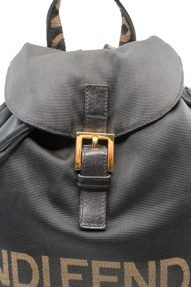 FENDI Vintage Backback Nylon