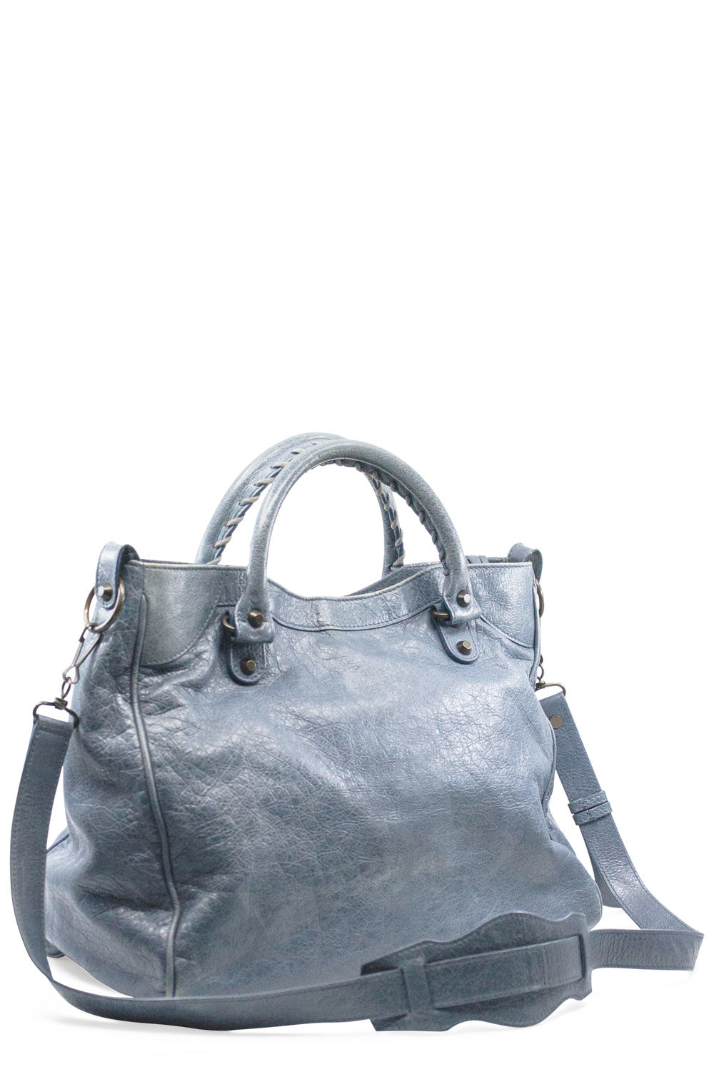 BALENCIAGA City Bag Blue