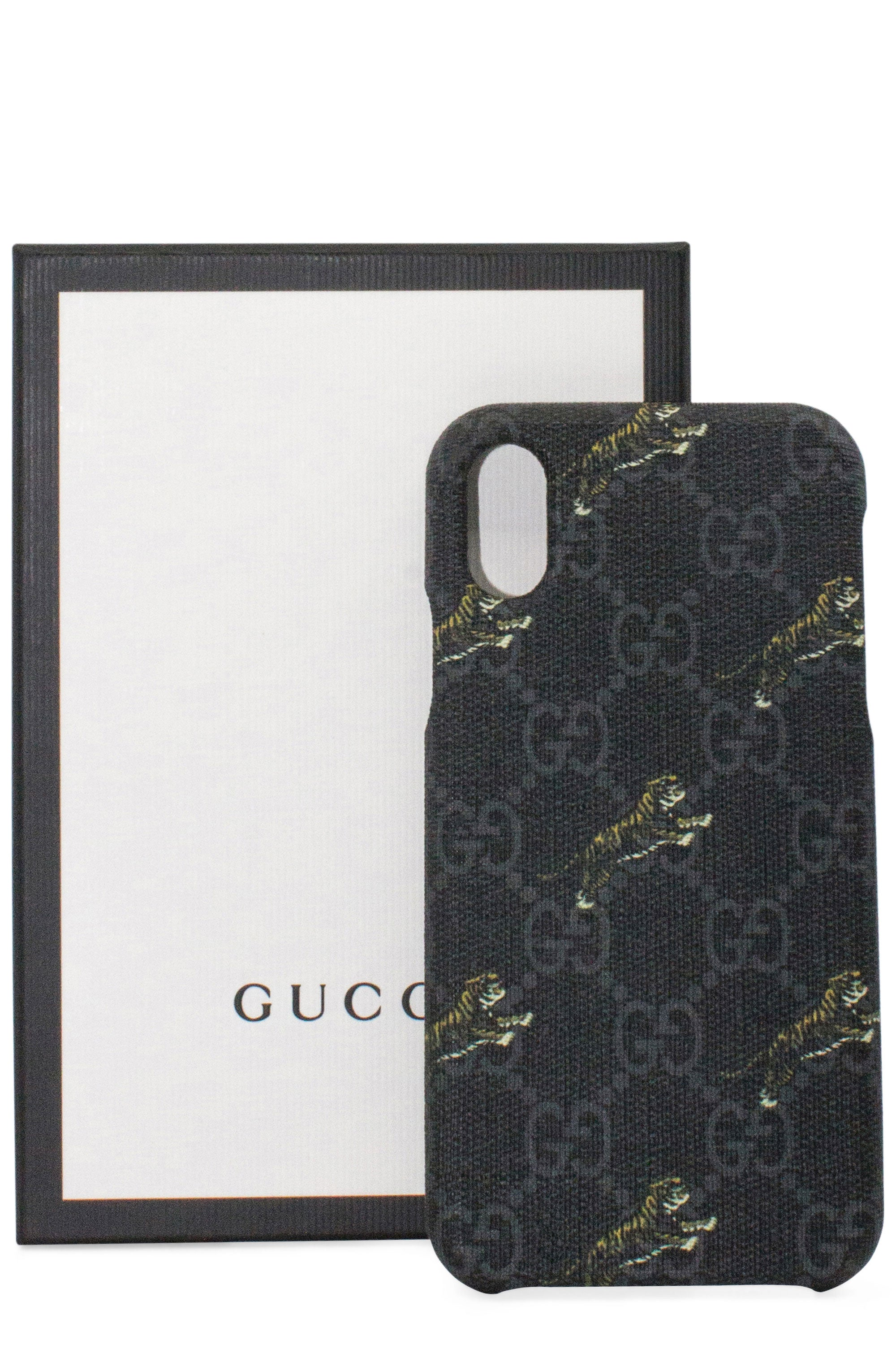 GUCCI iPhone X / XS Case Tiger