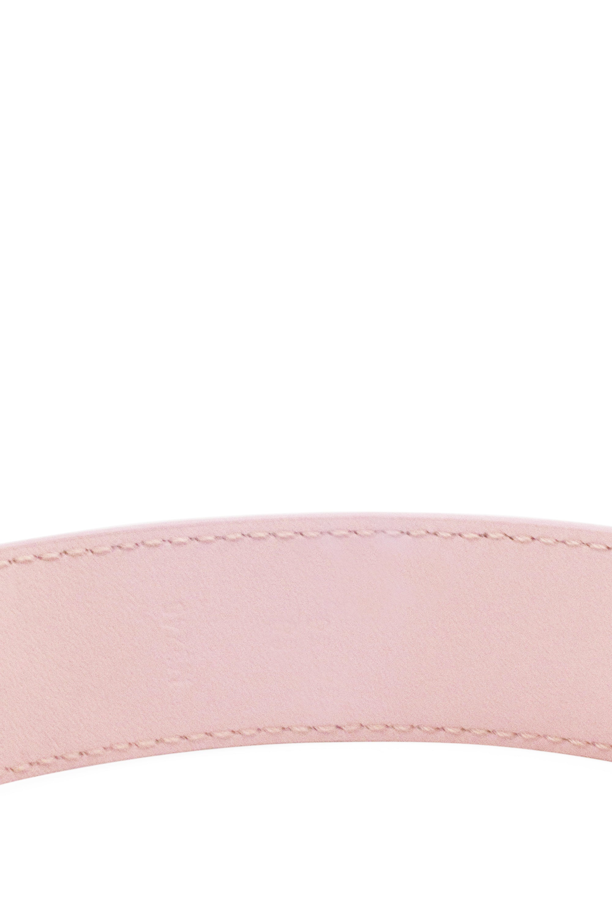 LOUIS VUITTON Belt Essential V Epi Rose