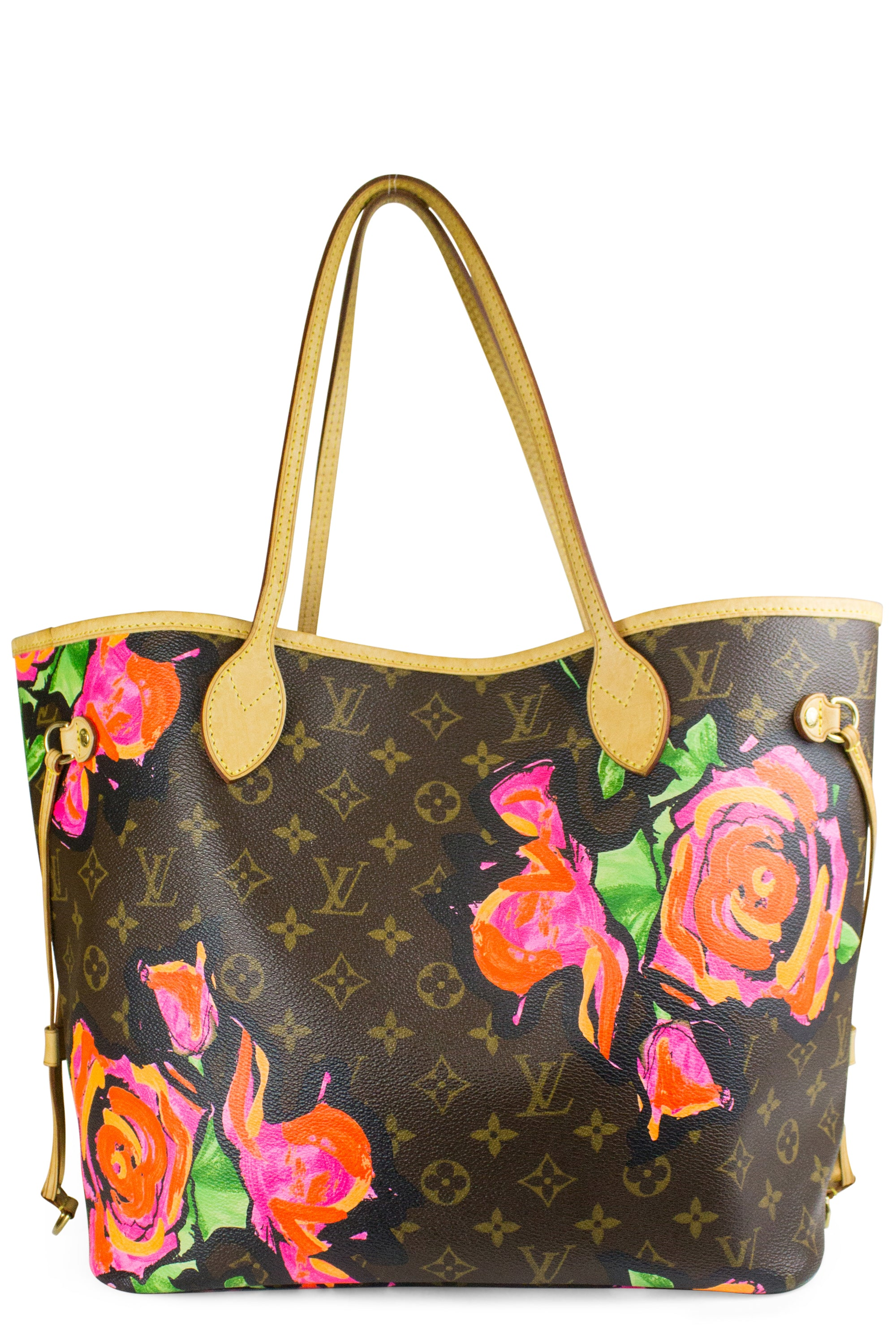 LOUIS VUITTON Stephen Sprouse Limited Edition Neverfull