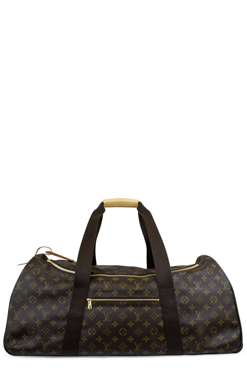 LOUIS VUITTON Weekend / Travel Bag Rolling Luggage