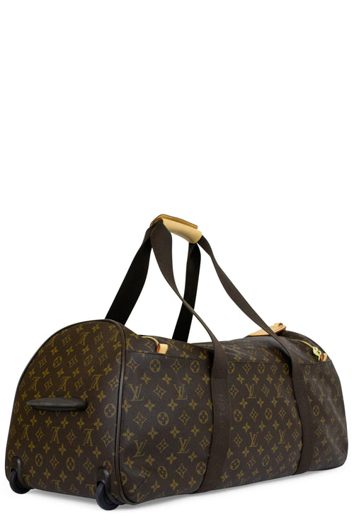LOUIS VUITTON Weekend/ Travel Bag Rolling Luggage