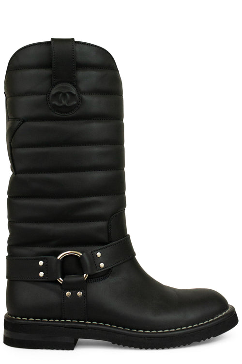 CHANEL Dallas Boots