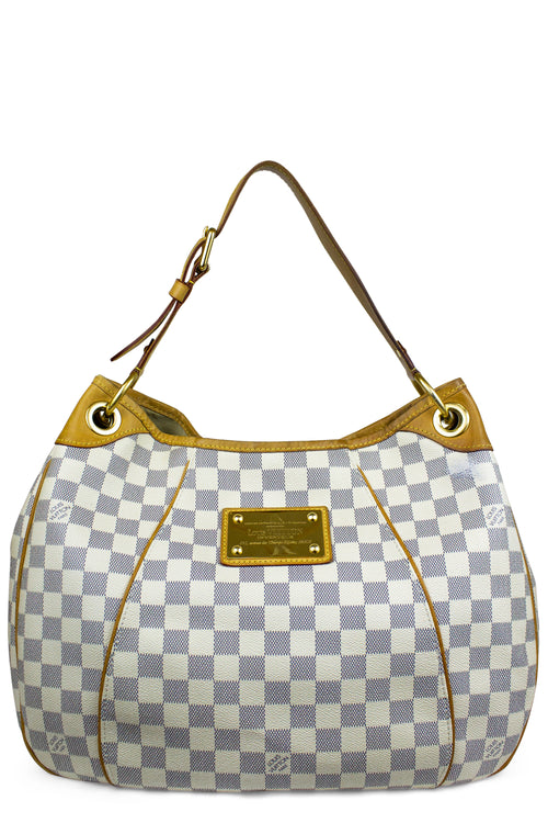Summer Sale Treasure No.4 - LOUIS VUITTON Damier Azur Galliera