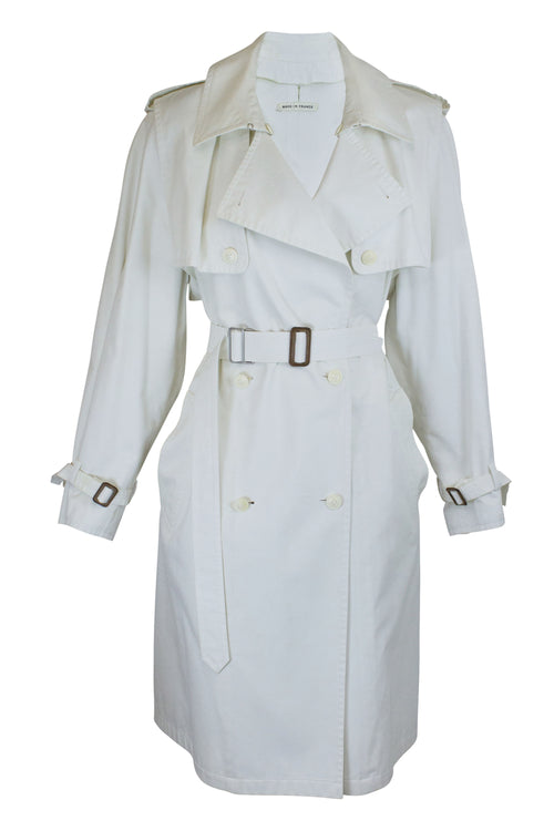 HERMÈS Vintage Trench Coat