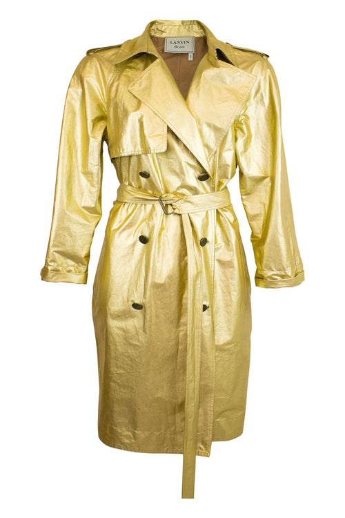 LANVIN Trench Coat