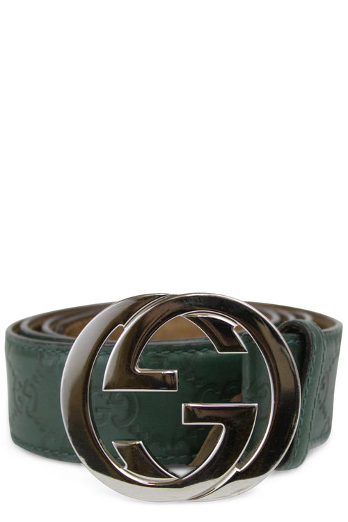 GUCCI Belt Monogram Men